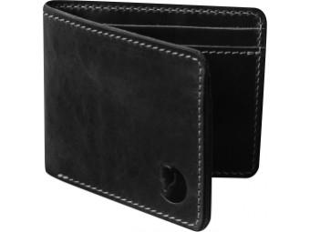 Geldbörse Fjäll Räven Övik Wallet leather black