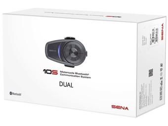 10S Dual Kit Sprechanlage Headset Bluetooth Interkom Doppelset