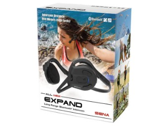 Expand Bluetooth Headset 4 Wege Interkom Sprechanlage