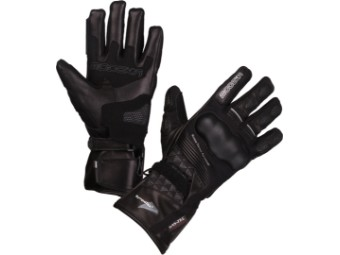 Motorradhandschuhe Modeka Panamericana schwarz Sympatex Membrane