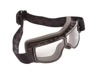 Motorradbrille Piwear Nevada Schutzbrille für Brillenträger
