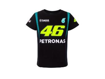 T-Shirt VR46 Petronas Dual SRT Kids VR|46 Valentino Rossi, Kinder Shirt