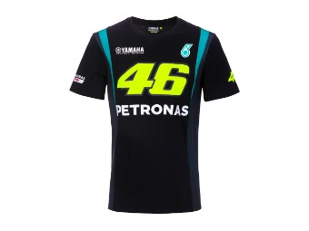 T-Shirt VR46 Petronas Dual SRT VR|46 Valentino Rossi