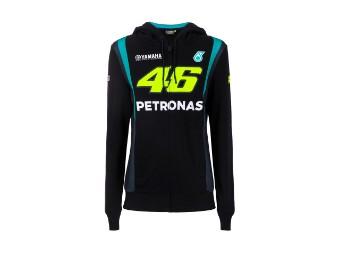 Kapuzenjacke VR46 Petronas Hoodie Women VR|46 Valentino Rossi