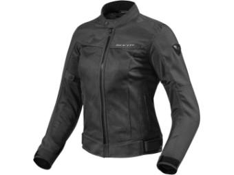 Motorradjacke Revit Eclipse Ladies schwarz