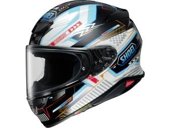 Helm Shoei NXR2 Arcane TC-10