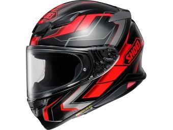 Helm Shoei NXR2 Prologue TC-1 schwarz rot