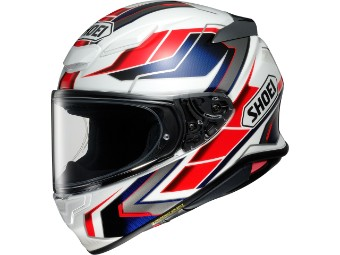 Helm Shoei NXR2 Prologue TC-10 weiß blau rot