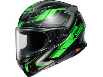 Helm Shoei NXR2 Prologue TC-4 schwarz grün