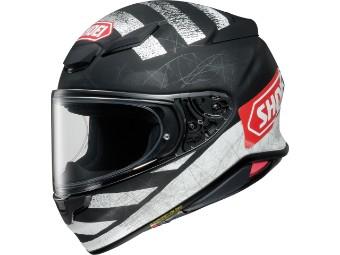 Helm Shoei NXR2 Scanner TC-5 schwarz matt