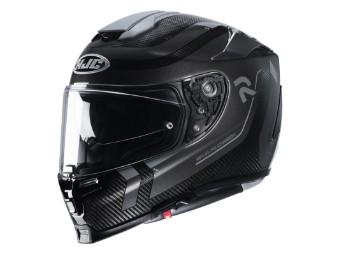 Motorradhelm HJC RPHA 70 Carbon Reple Black schwarz