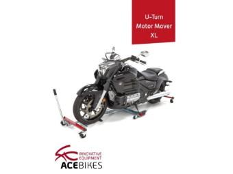 Motorrad Rangierhilfe ACEBIKES U-Turn Motor Mover XL