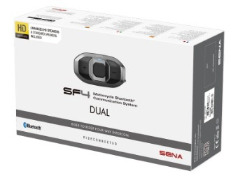 SF4 Dual Doppelset Bluetooth Sprechanlage Headset Bluetooth Interkom