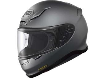 Helm Shoei NXR Matt Deep Grey grau matt