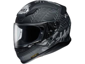 Helm Shoei NXR Seduction TC-5 schwarz grau matt