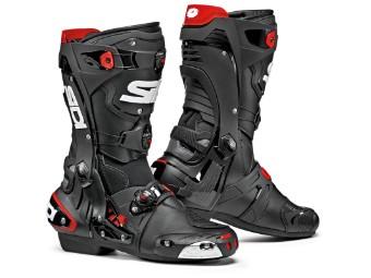 Stiefel Sidi Rex Racing Boots black black