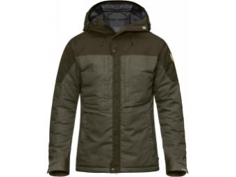 Winterjacke Fjäll Räven Skogsö Padded Jacket tarmac dark olive