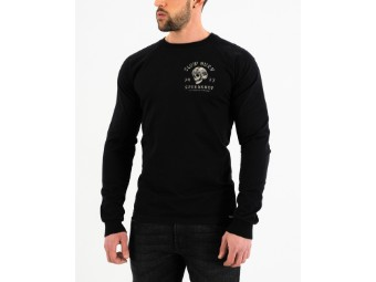 Langarmshirt Rokker Slow Burns Longsleeve Shirt Men Black