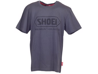 T-Shirt Shoei grau