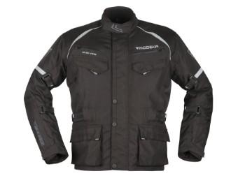 Motorradjacke Modeka Tarex schwarz