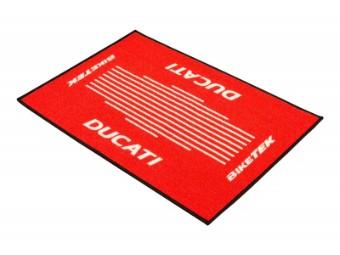 Fußmatte Biketek Ducati Eingangsmatte