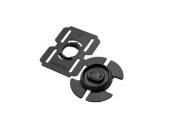 SW MOTECH T-Lock Halter mit MOLLE-Adapter für Legend Gear Zusatz und Pro Tankru.