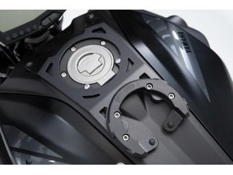 Tankring mit Anbaublech für EVO Tankrucksäcke passend Yamaha MT-07