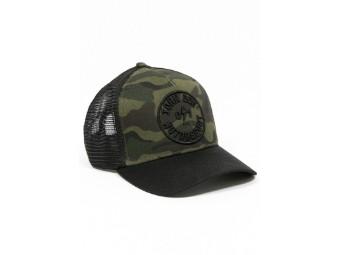 Schirmmütze John Doe Camouflage 0 1 Trucker Snapback Cap