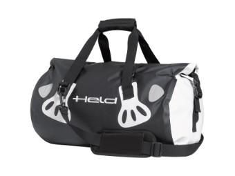 Gepäcktasche Held Carry Bag 30 Liter schwarz weiss