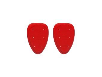 XTM Hips Hüftprotektoren rot Level 2