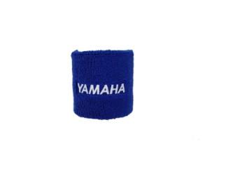 Bremsbehälter Schutz Schweißband Yamaha blau