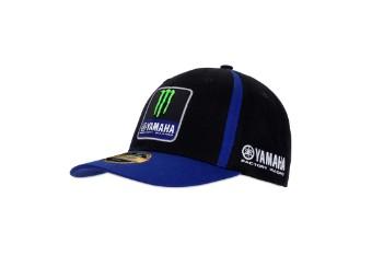 Cap Replica Monster Energy Yamaha Team 2021 Snapback blue black