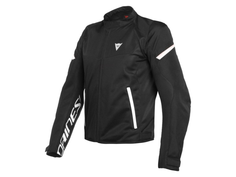 dainese_bora_air_jacket_black_white_rollover