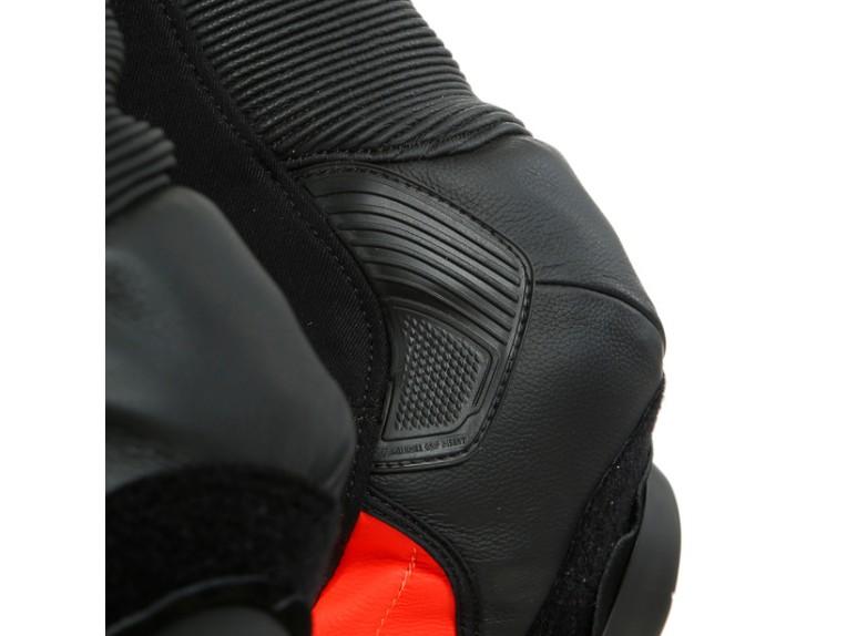 Dainese Laguna Seca 5 Einteiler 1513467N32 weiß schwarz rot racing suit lederkombi-6