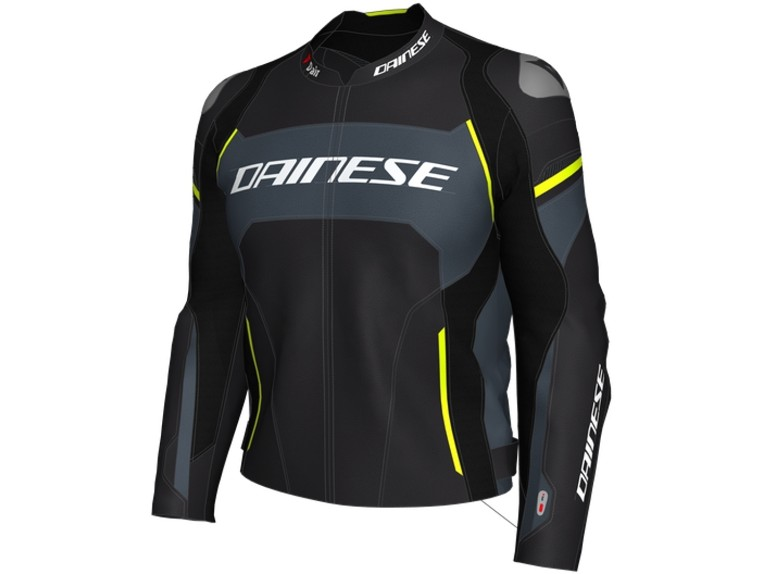 Dainese_Racing_3_D-Air_Leather_Jacket_black-charcoal_grey-fluo_yellow_1