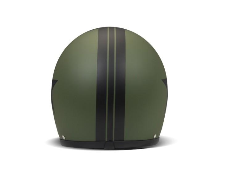DMD - Vintage Star Green rear