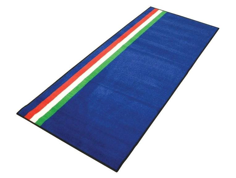 Italy Flag Teppich