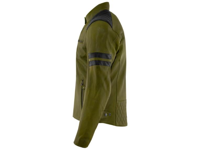 RustyStitches-68301-157-Jari-Motorrad-Lederjacke-green-black 3