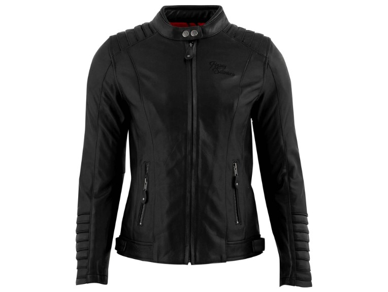 RustyStitches-68318-100-Amanda-Motorrad-Lederjacke-black 1
