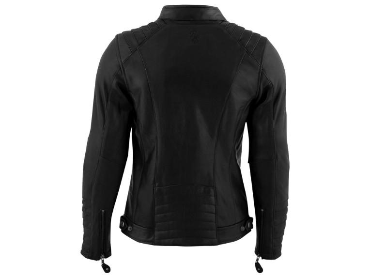 RustyStitches-68318-100-Amanda-Motorrad-Lederjacke-black 2