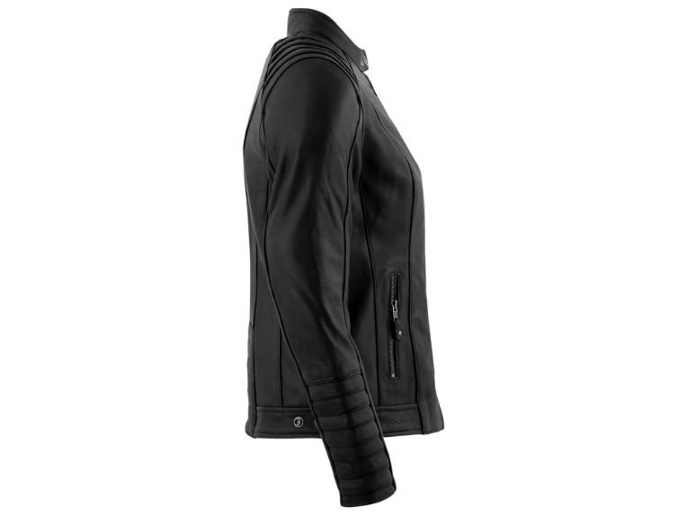 RustyStitches-68318-100-Amanda-Motorrad-Lederjacke-black 4