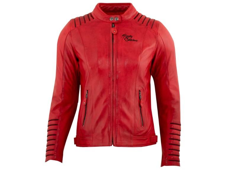 RustyStitches-68318-116-Amanda-Motorrad-Lederjacke red black