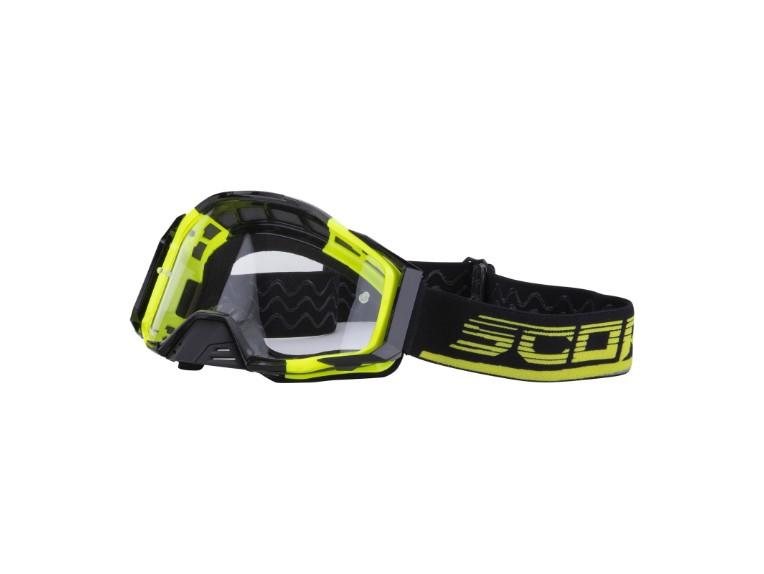 SCORPION MX Goggle Neon Yellow 2021