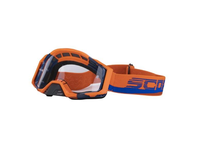 SCORPION MX Goggle Orange 2021