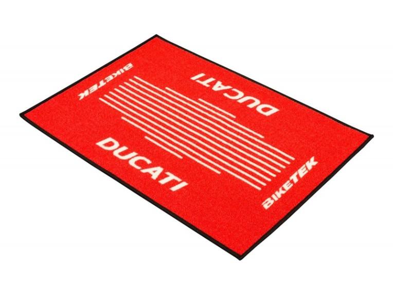 Teppich Fussmatte DUCATI