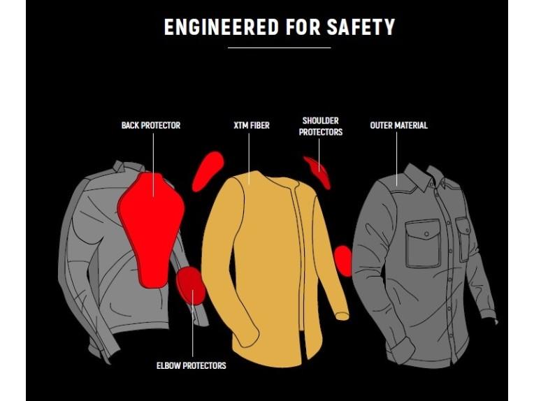 XTM-P-SET-MEN with Jacket