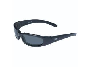 Chicago Sonnenbrille getönt Motorradbrille Brille