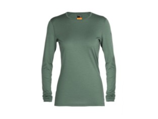 200 Oasis Long Sleeve Crewe Damen Langarm Shirt