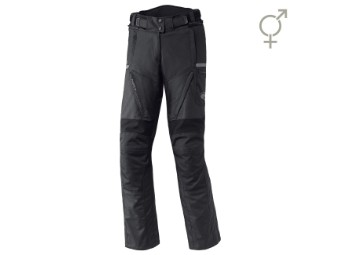 Vader Damen Kurz Tourenhose Motorrad Textilhose Kurzgröße