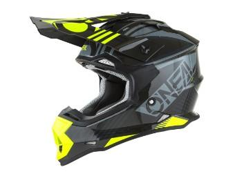 2Series Rush V.22 Crosshelm Motorradhelm Helm